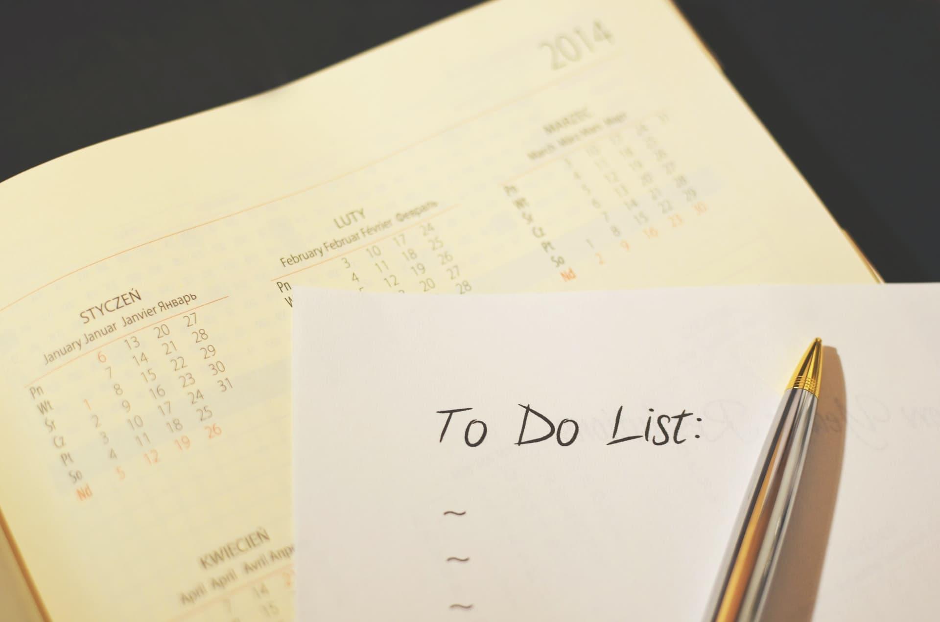 Időmenedzsment és tartalom marketing naptár
